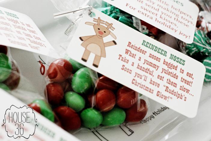 Cute Christmas Ideas.Quick Simple Cute Christmas Treat Idea