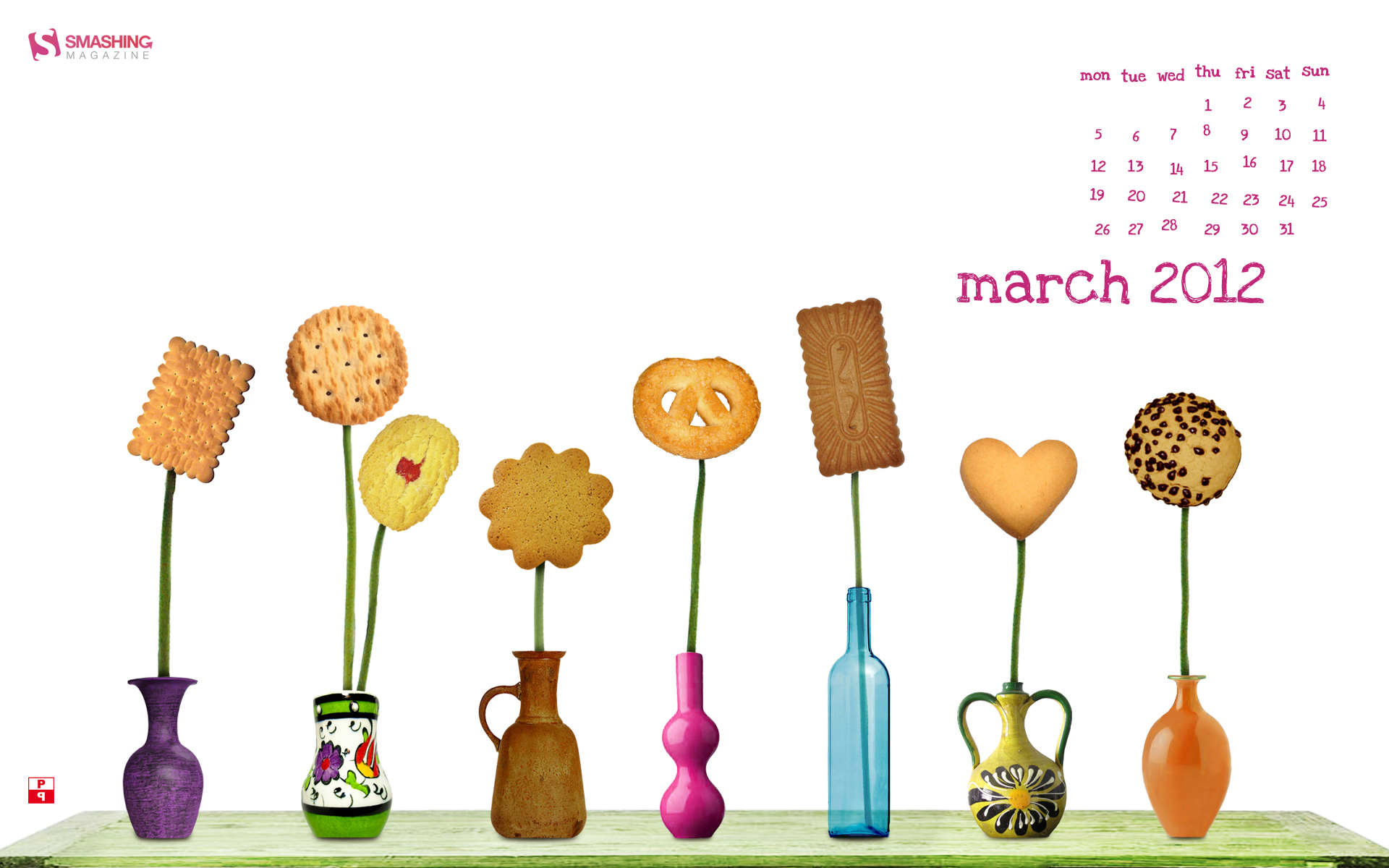 Happy March Images March Cookie Fun Calendar