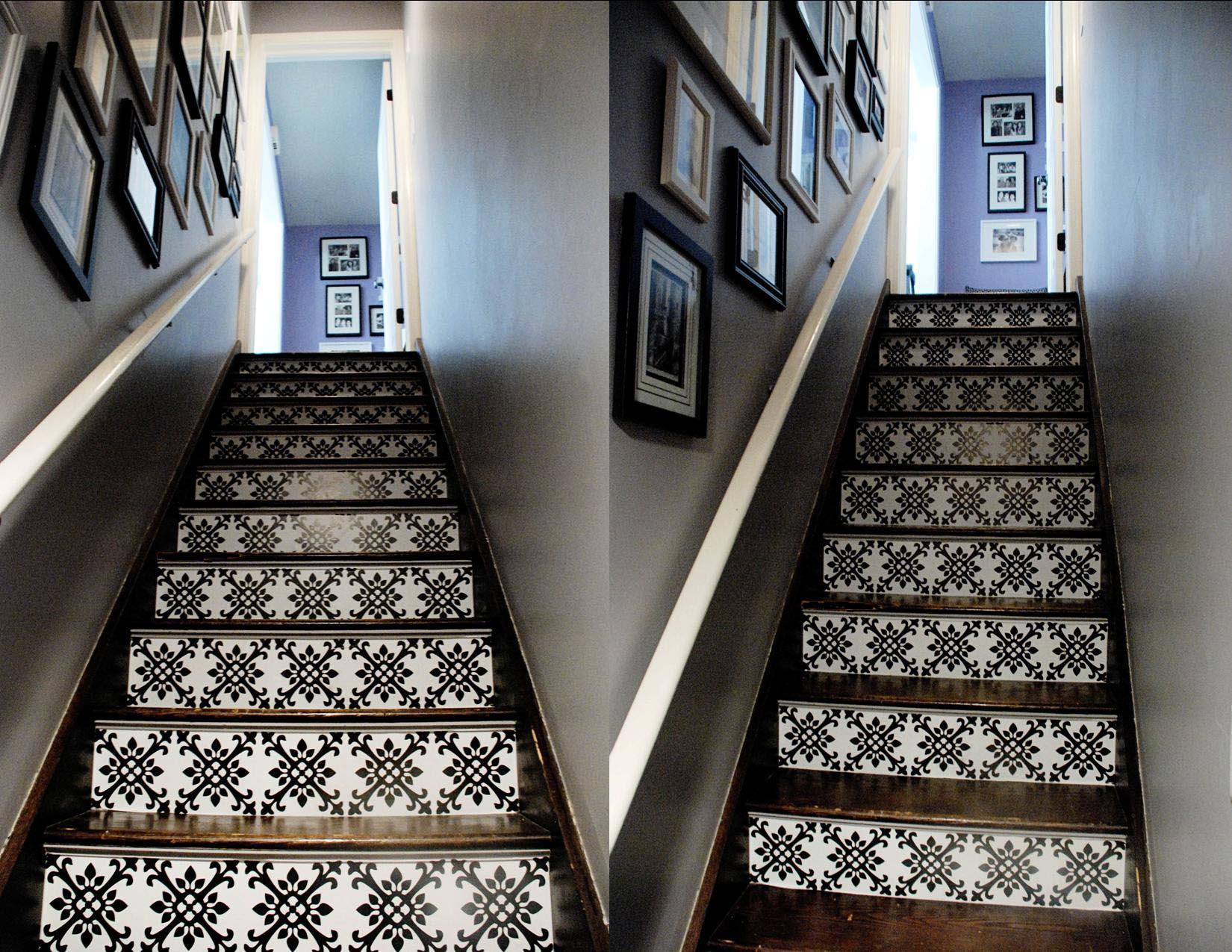 home makeover basement staircase progress. Black Bedroom Furniture Sets. Home Design Ideas