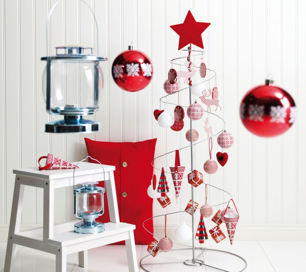 Holiday decor for Simple christmas home decorations